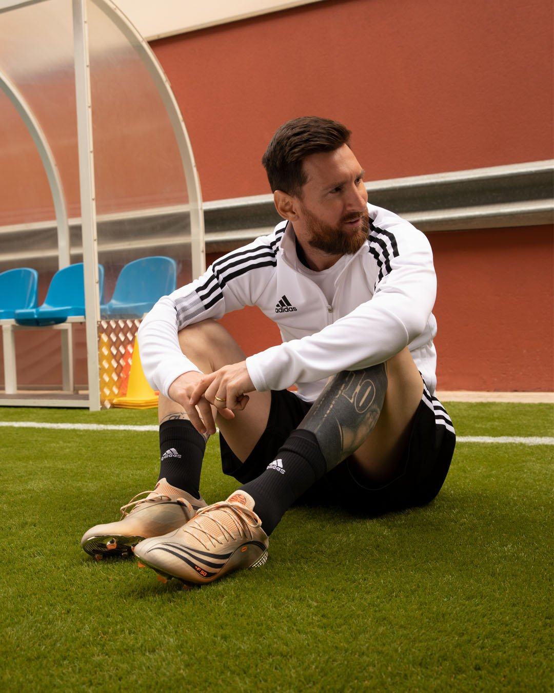 Adidas release special edition boots for Messi for Copa America ...