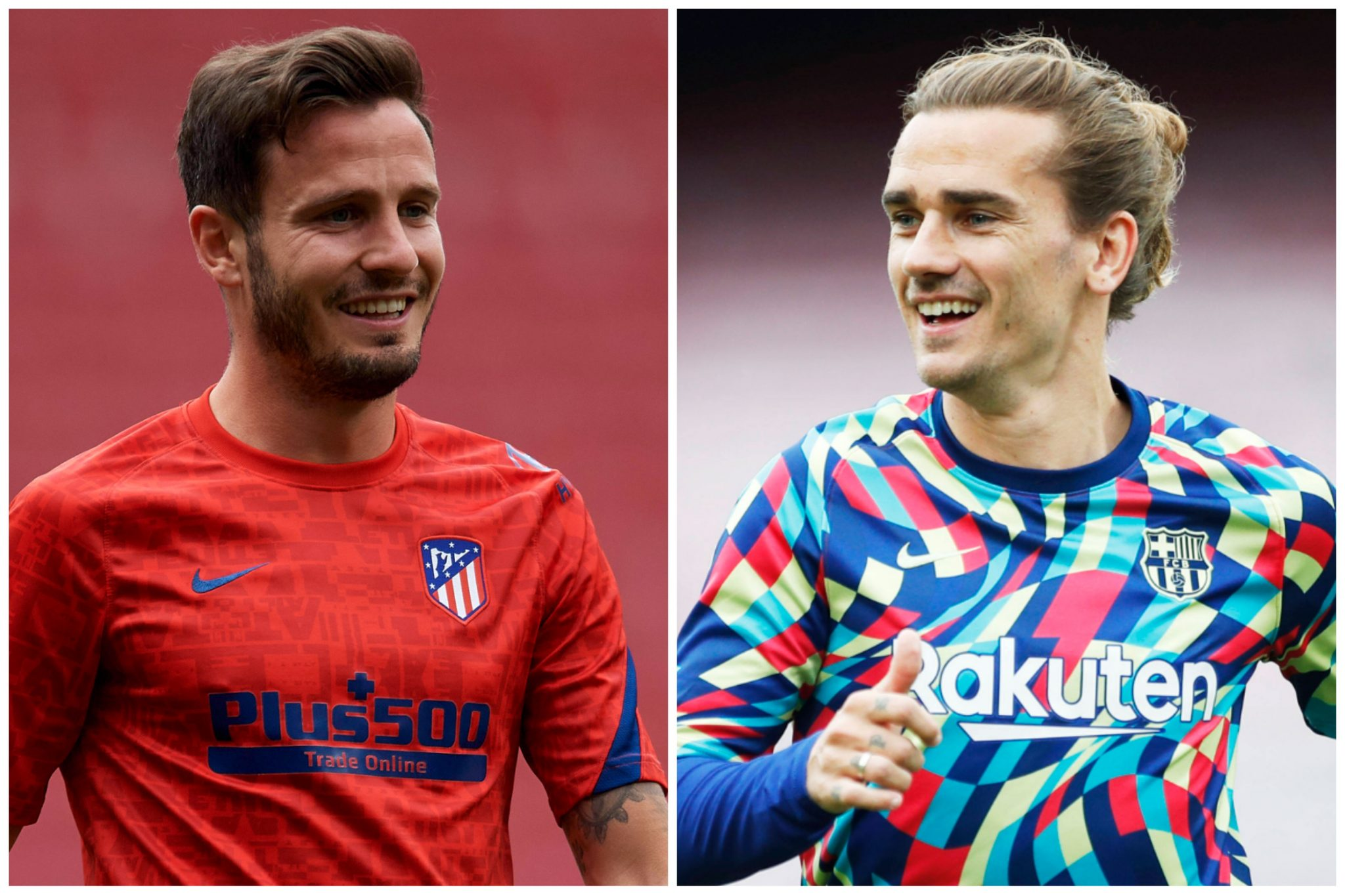 Barcelona và Atletico đồng ý về việc hoán đổi Griezmann – Saul