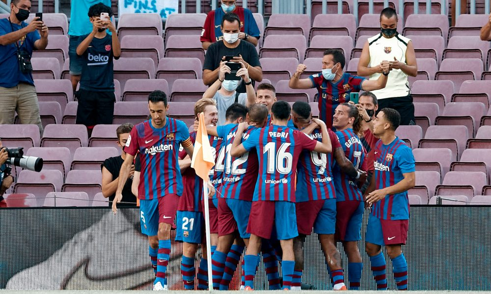 Three lessons learnt from Barcelona 4-2 Real Sociedad