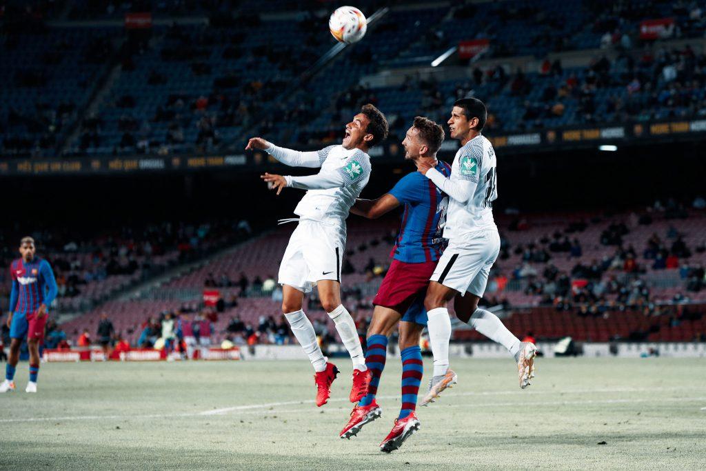 Luuk de Jong Barcelona