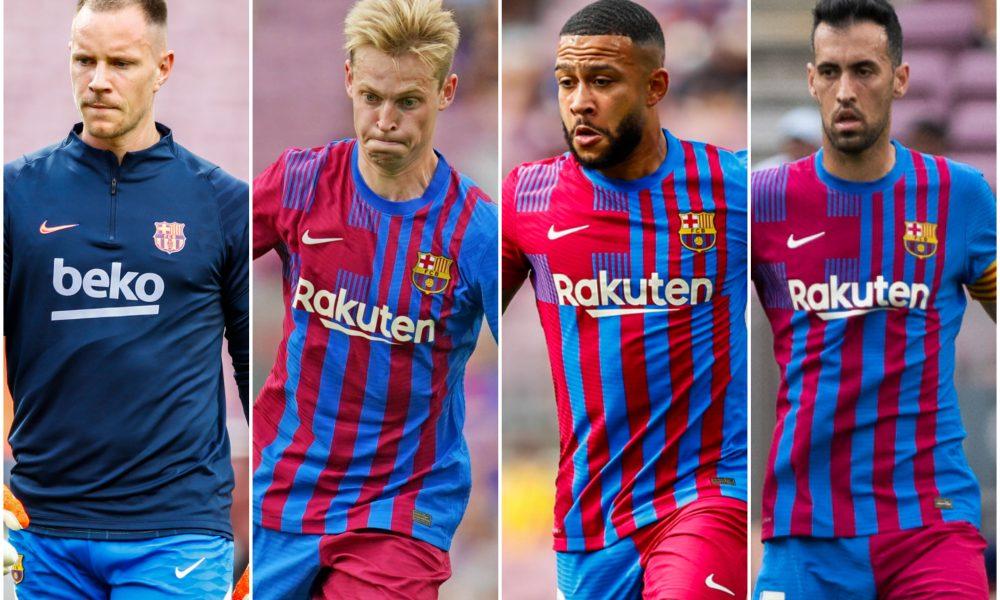 Report: Koeman's four 'indisputable' starters against Bayern Munich