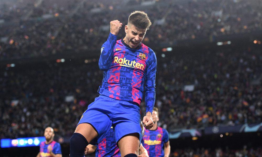Gerard Pique talks El Clasico, Sergio Aguero, Barcelona's youngsters, and return of fans