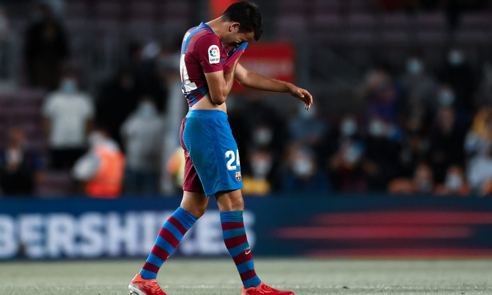 Eric Garcia and a haunting (re)start to life at Barcelona