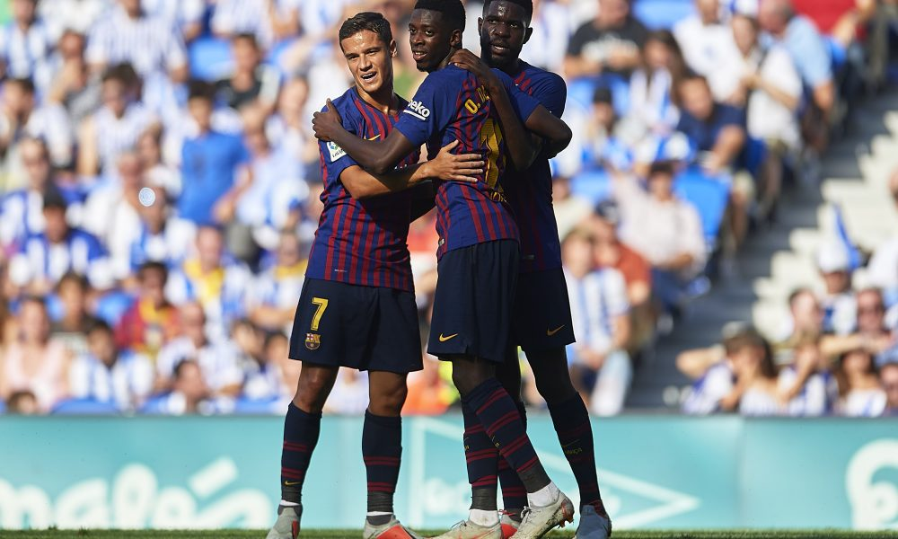 Barcelona looking to execute two massive pay-cuts this week